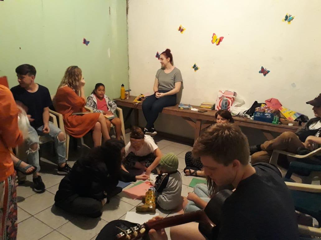 Actividades con la comunidad