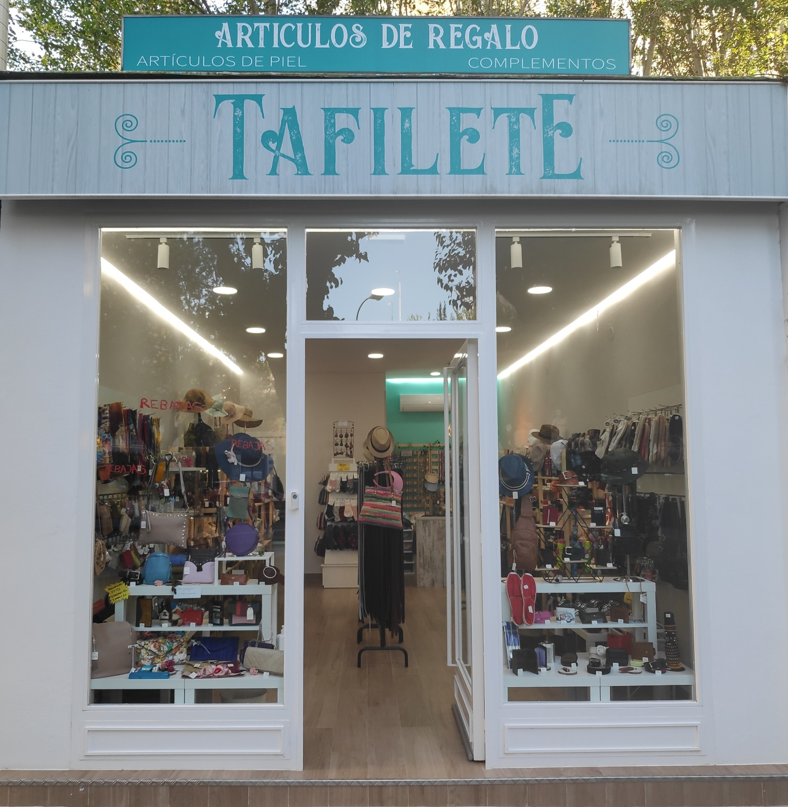 Tafilete, la tienda de regalos con algo más que piel