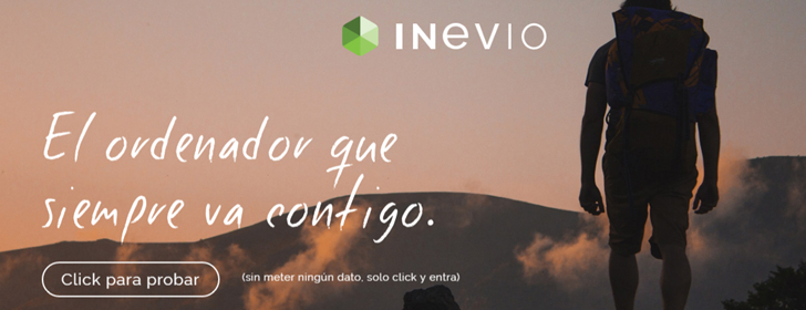 """""""En Inevio llevamos la nube al siguiente nivel"""""""