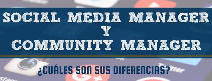 Social Media Manager y Community Manager, ¿en qué se diferencian?