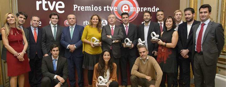 """Spain Business School participa como jurado en los """"Premios RTVE Emprende 2016"""""""
