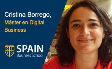 """""""Recomendaría Spain Business School por su metodología y por la flexibilidad que ofrece"""""""