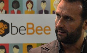 """""""beBee se diferencia de otras redes sociales por unificar el lado profesional y personal"""""""