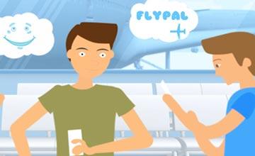 """""""FlyPal te ofrece en tiempo real tus opciones de reclamación a las aerolíneas"""""""