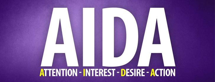 AIDA, la fórmula mágica de Marketing y Ventas