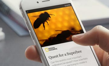 Facebook lanza Instant Articles