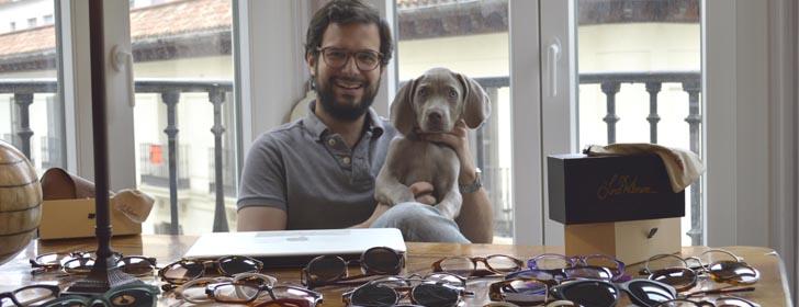 """""""En Lord Wilmore creemos que nuestras gafas dicen algo de quiénes somos, de cómo vemos la vida"""""""