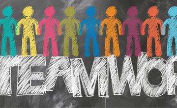 ¿Cuáles son las reglas básicas del trabajo en equipo?