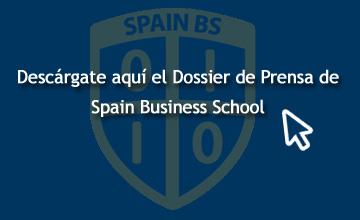 Dossier de Prensa de la escuela de negocios Spain Business School