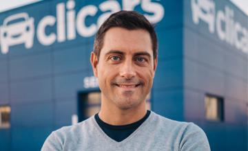Entrevista a Pablo Fernández, cofundador de Clicars