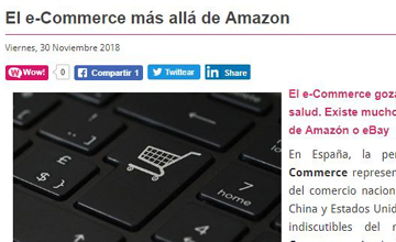 El e-Commerce más allá de Amazon