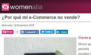 ¿Por qué mi e-Commerce no vende?
