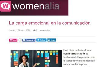 La carga emocional en la comunicación