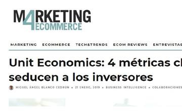 Unit Economics: 4 métricas clave que seducen a los inversores