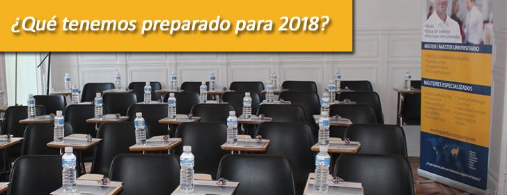 Lo que tenemos preparado en Spain Business School para este año es…