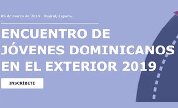 Spain Business School en el Encuentro de Jóvenes Dominicanos en el Exterior 2019