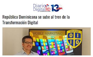 República Dominicana se sube al tren de la Transformación Digital
