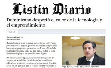 Dominicana despertó el valor de la tecnología y el emprendimiento