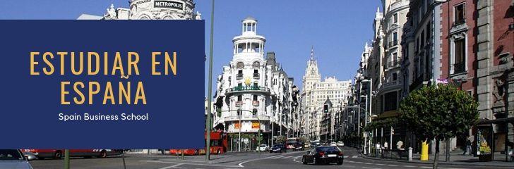 Estudiantes colombianos en Madrid