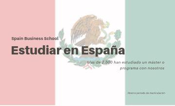 Estudiantes mexicanos en Madrid