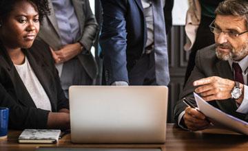 Las empresas buscan líderes alineados con la transformación digital