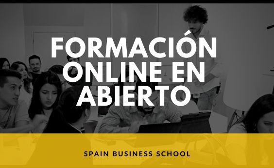 Spain Business School recomendado por El Financiero de México para formarse durante la cuarentena