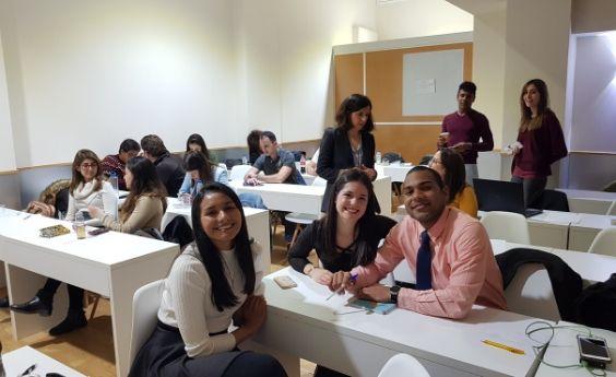 El 40 por ciento de los alumnos de Spain Business School que realizan prácticas en empresas entran a formar parte de sus plantillas