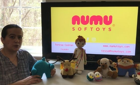 NumuToys, para regalar personajes únicos a bebés, niños y adultos