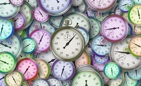 El tiempo es la cosa más valiosa que una persona puede gastar