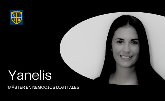 Yanelis Fernández, especializada en Negocios Digitales, nos cuenta su experiencia en la escuela