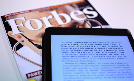 Forbes selecciona en su Ranking dos postgrados de Spain Business School para formarse en competencias digitales