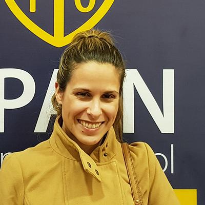 Andrea Martín Nadador