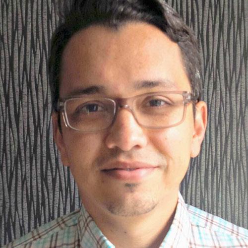 Luis Roberto Jimenez Castillo