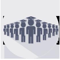 más de 1000 alumnos nuevos cada año